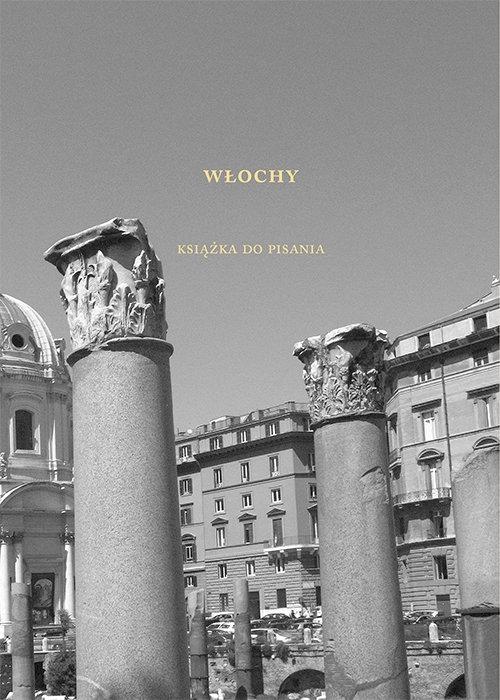Włochy. Książka do pisania